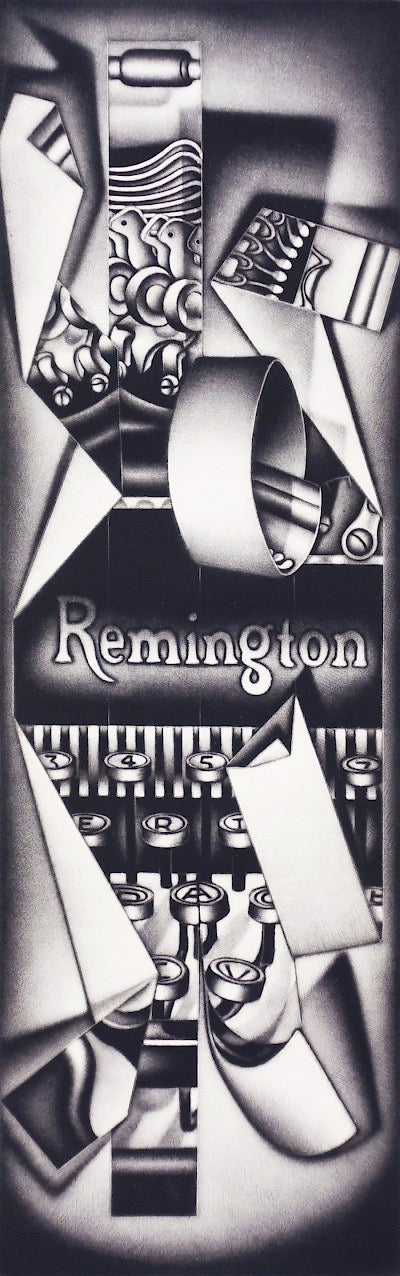 Remington Strip Tease by Carol Wax - Davidson Galleries