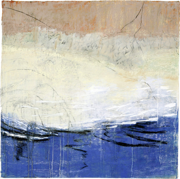 Elemental Landscape-Blue by Dion Pickering Zwirner - Davidson Galleries