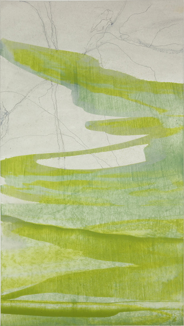 Spring Green by Dion Pickering Zwirner - Davidson Galleries