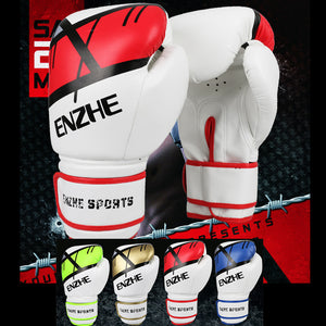 Top Quality 12oz Boxing Gloves, Velcro Strap