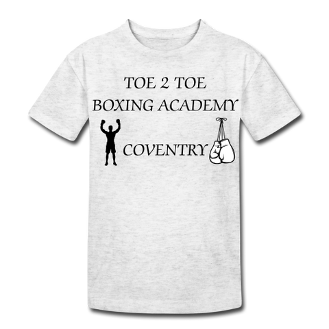 TOE 2 TOE JUNIOR T-SHIRT