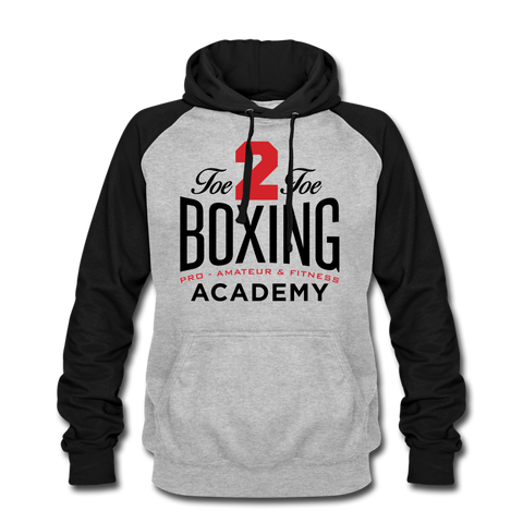 HOODIE, OFFICIAL LIMITED EDITION 'LETS GO TOE2TOE' FIGHT WEAR, UNISEX