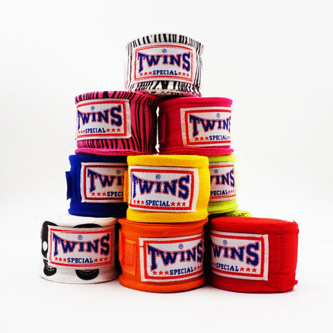 TWINS 2.5M Boxing Hand Wraps