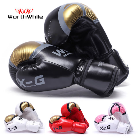 Boxing Gloves Men Women & Children