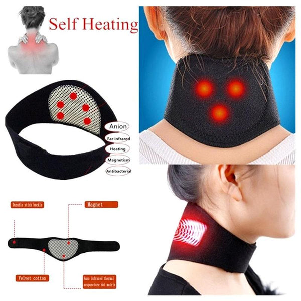 Magnetic Therapy Neck Massager Neckband
