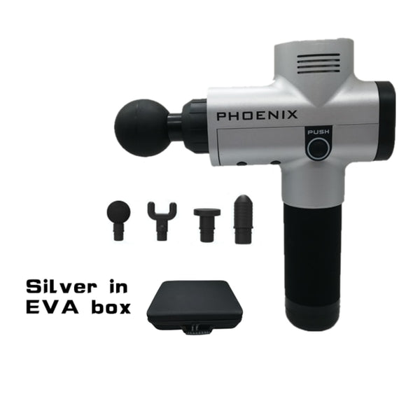 Phoenix A2 Massage Gun - BEST SELLER with 100% Reviews