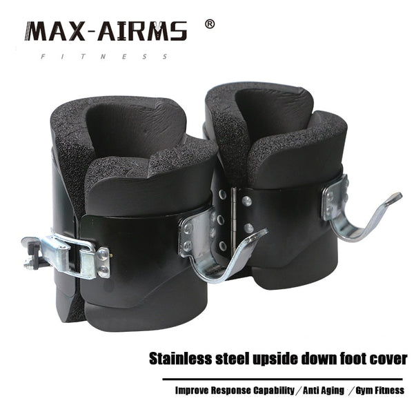 Anti Gravity Inversion Boots - Therapy Hang Hook Spine Chin Ups