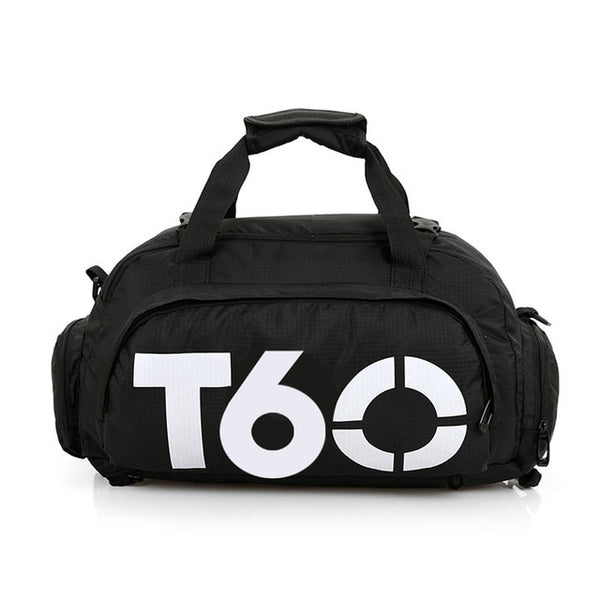 Men Women's Gym Sports Bag