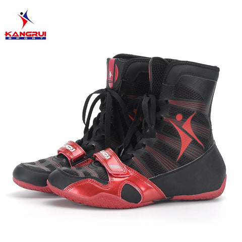 2019 New Hyper Professional Boxing Boots