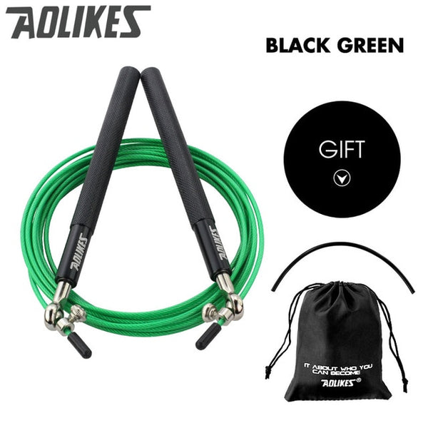 Crossfit - Boxing - MMA Speed Jump Rope Professional Skipping