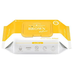 Brown Natural Premium Baby Wipes