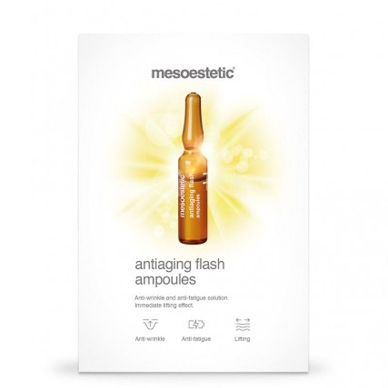 Mesoestetic Antiaging Flash Ampoules