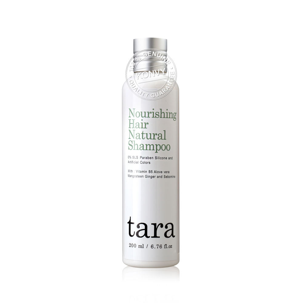 Nourishing Hair Natural Shampoo