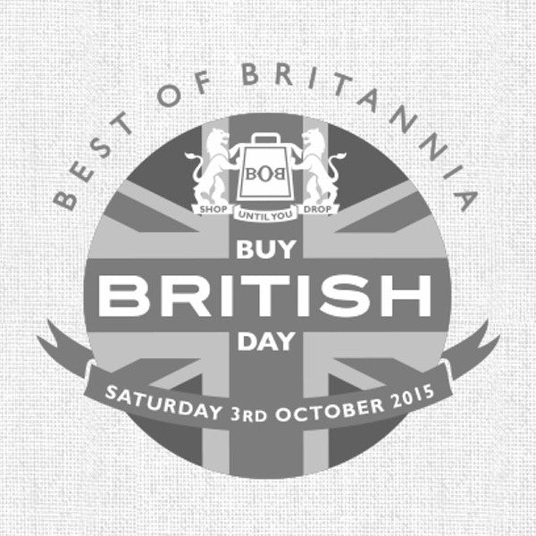 BUY BRITISH DAY x Grace Gordon