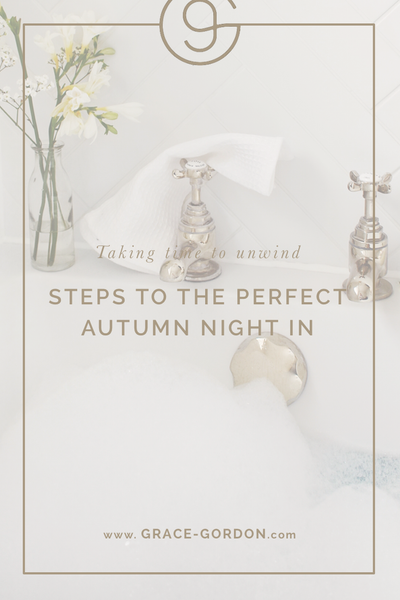 Steps to the Perfect Autumn Night In