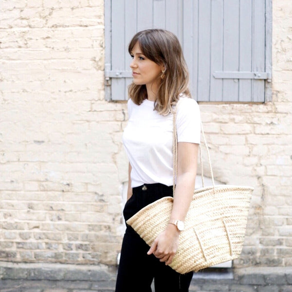 SHOP | Grace Gordon x The Corsica Basket Bag