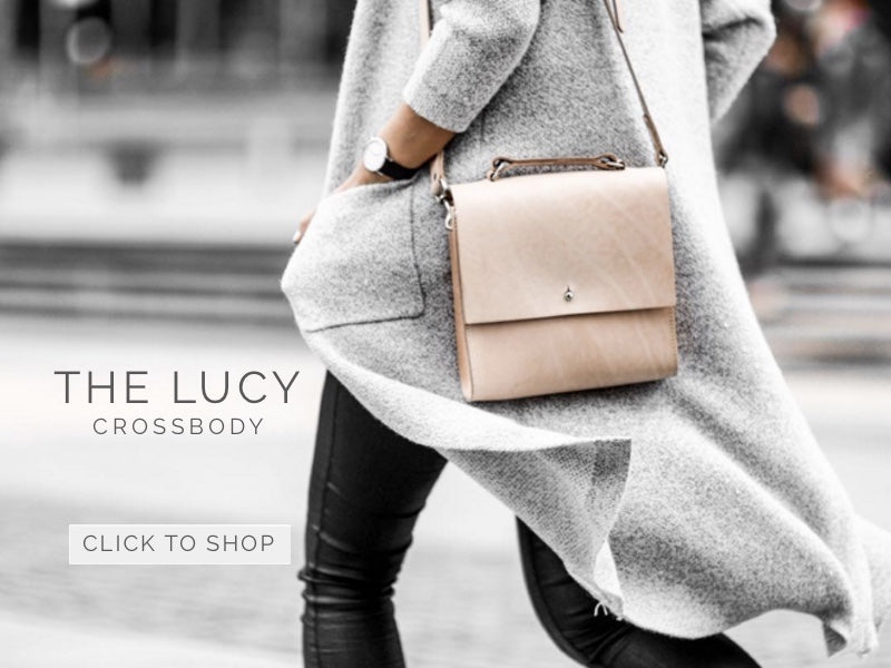 Grace Gordon Lucy Crossbody Bag