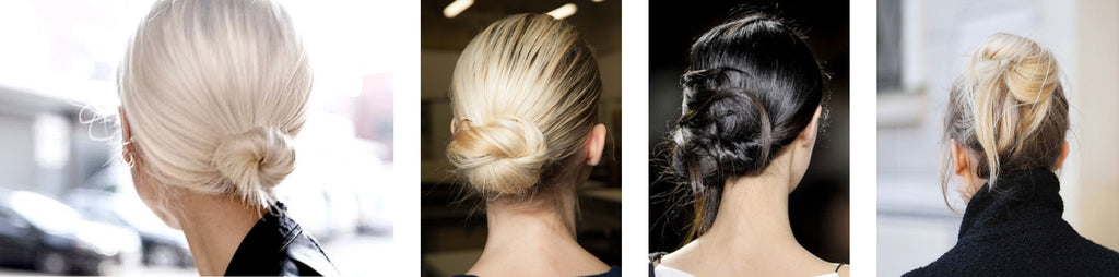 Grace Gordon Hair Blog - Buns