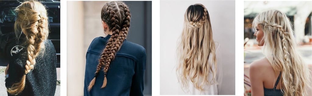 Grace Gordon Hair Blog - Plaits and Braids