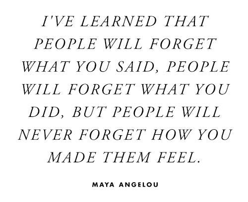 Quotes by women | Maya Angelou