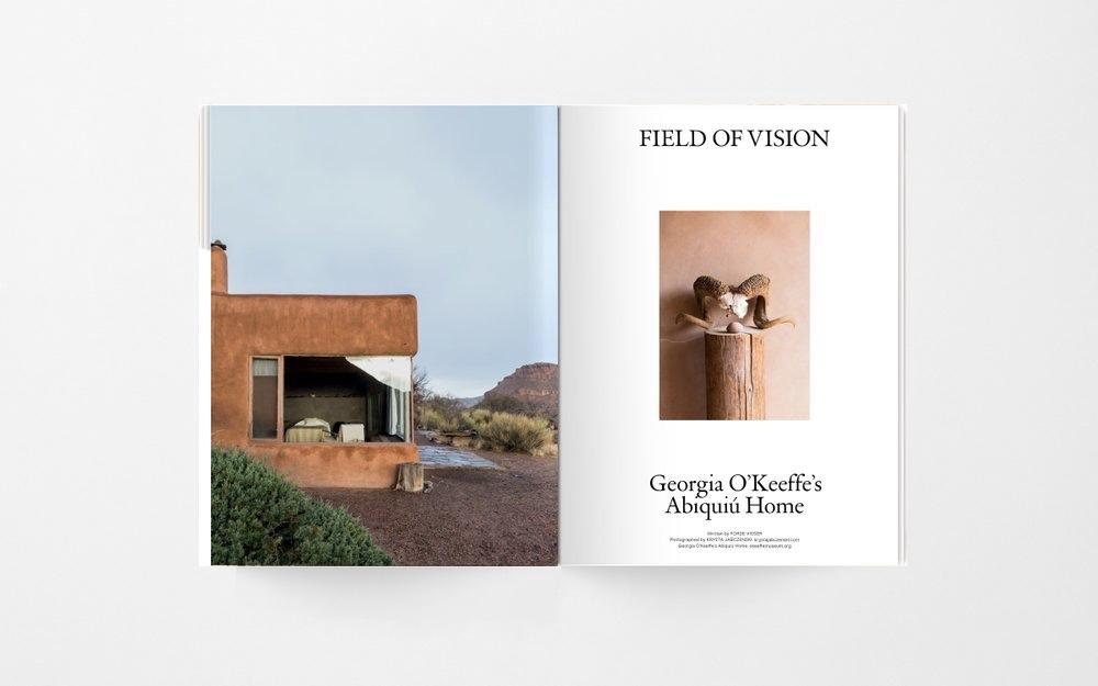 OPENHOUSE Magazine, Magazine - Grace Gordon