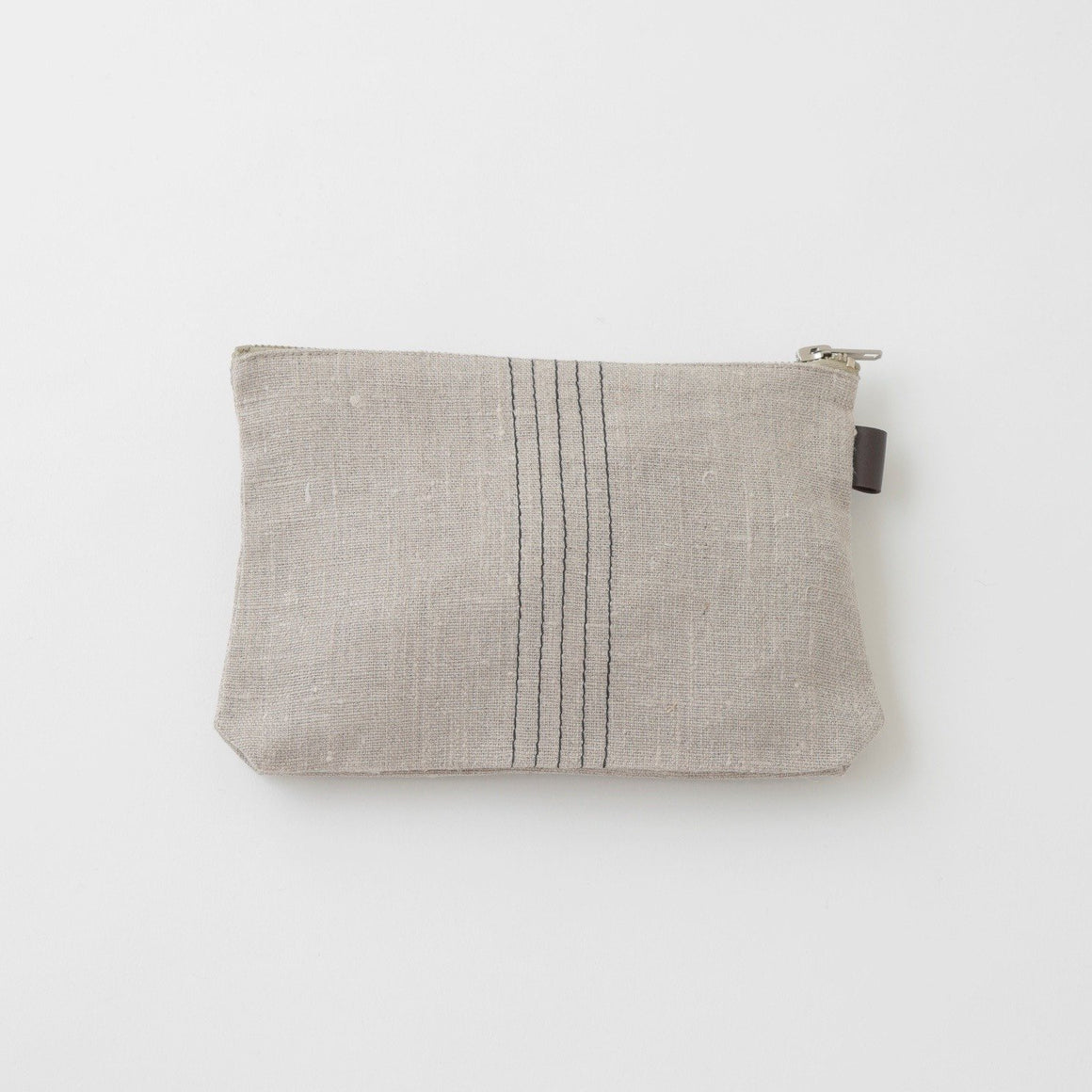 Natural Linen Pouch, Pouch - Grace Gordon