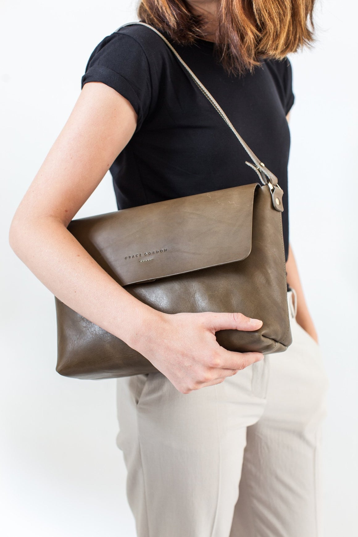 Rachel Shoulder Bag, Shoulder Bag - Grace Gordon