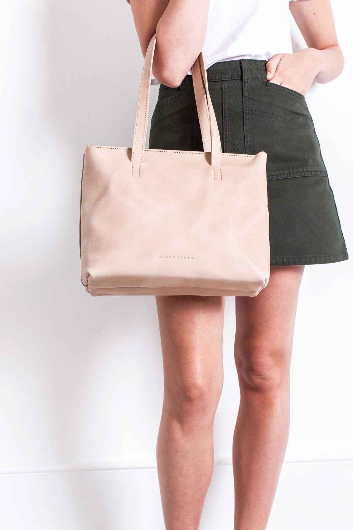 Holly Zip Tote, Tote - Grace Gordon