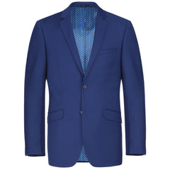 """World Tech"" Blend - Cobalt Blue Suit"