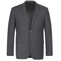 """World Tech"" Blend - Charcoal Grey Suit"