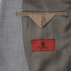 """World Traveler"" 100% Wool - Light Grey Suit"""