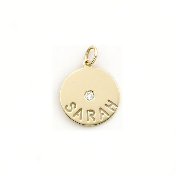 EVA NAME CHARM-LOOSE