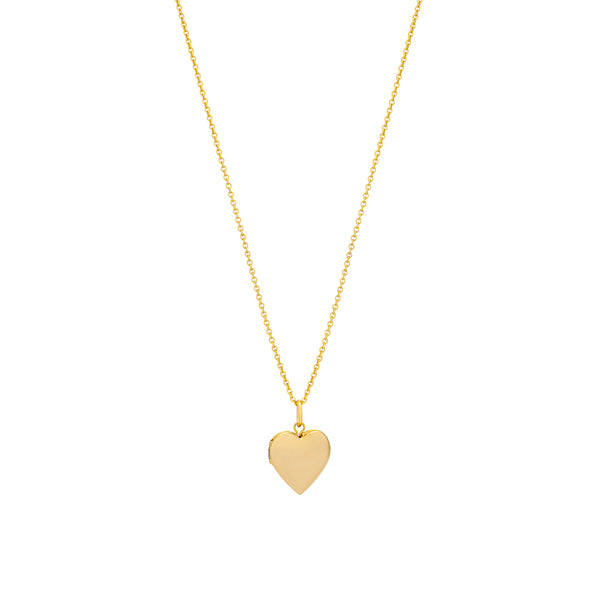 CHARLI HEART LOCKET