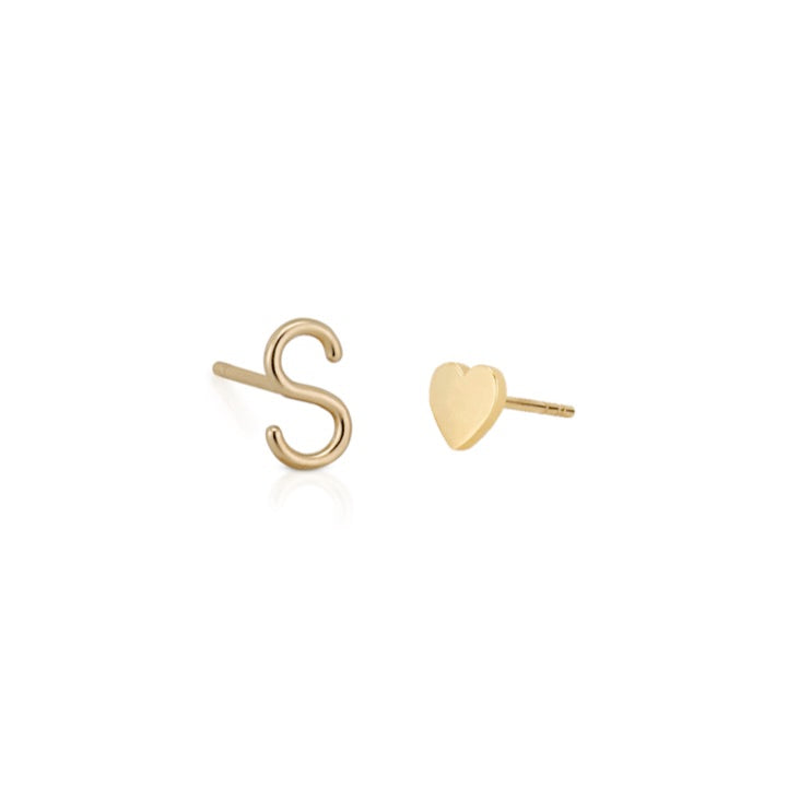 AMELIA MISMATCHED EARRING PAIR