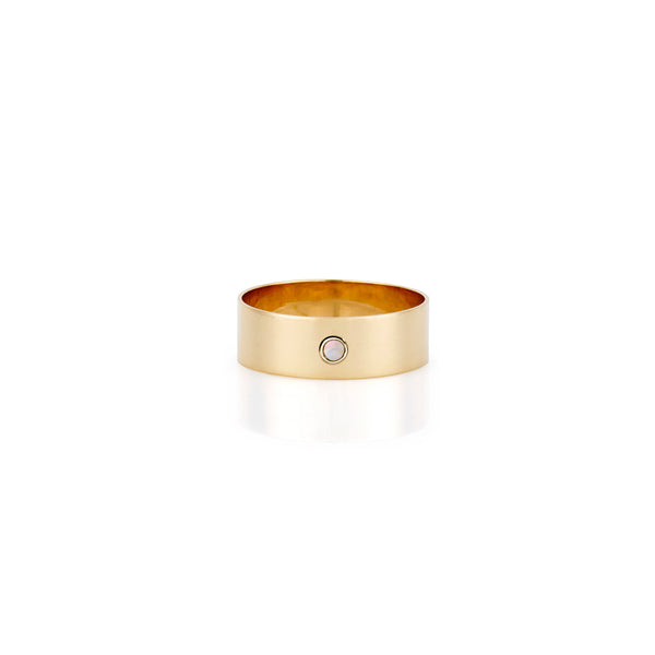 SLDA PEARL CIGAR RING BAND