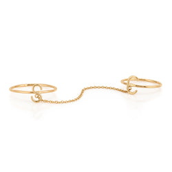AMELIA LINKED RING