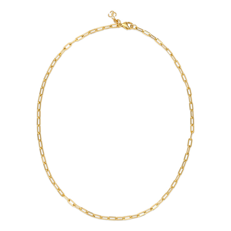 CAMILA OPEN LINK NECKLACE