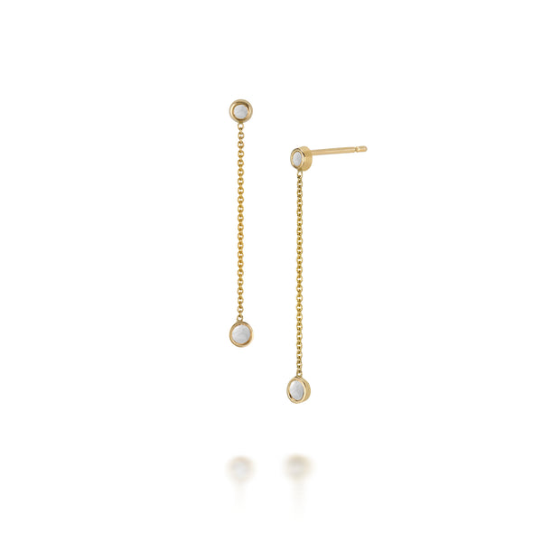 SLDA PEARL DROP EARRINGS
