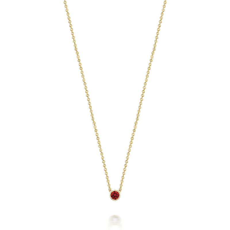 SLDA BIRTHSTONE NECKLACE
