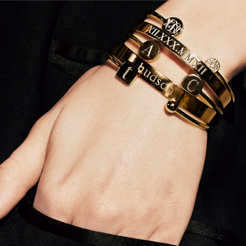 ELLE BANGLE-SQUARE