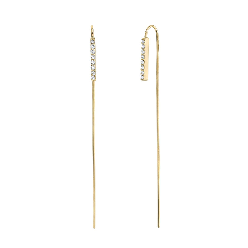 JOLIE BAR WIRE EARRINGS