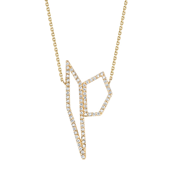 TAKAI DIAMOND NECKLACE