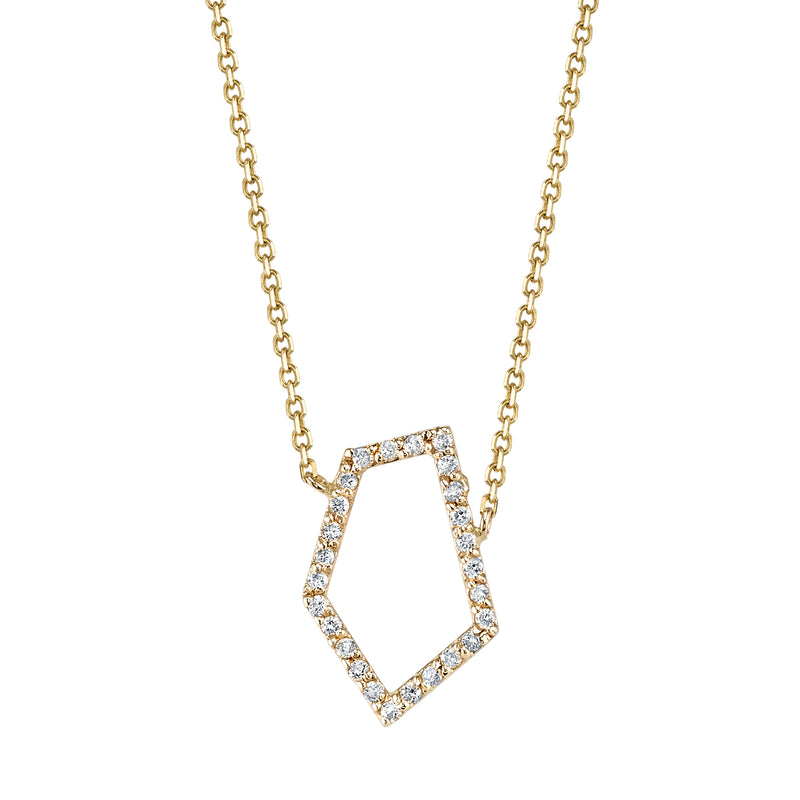 KAIA DIAMOND NECKLACE