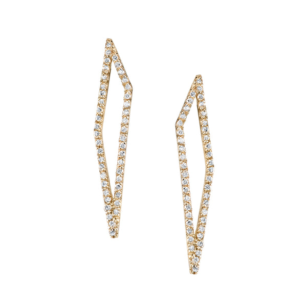 TAIA DIAMOND STUDS