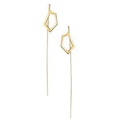 SHARDS v.02 KARLA WIRE EARRINGS