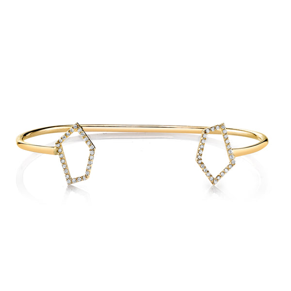 SHARDS v.02 DIAMOND BANGLE