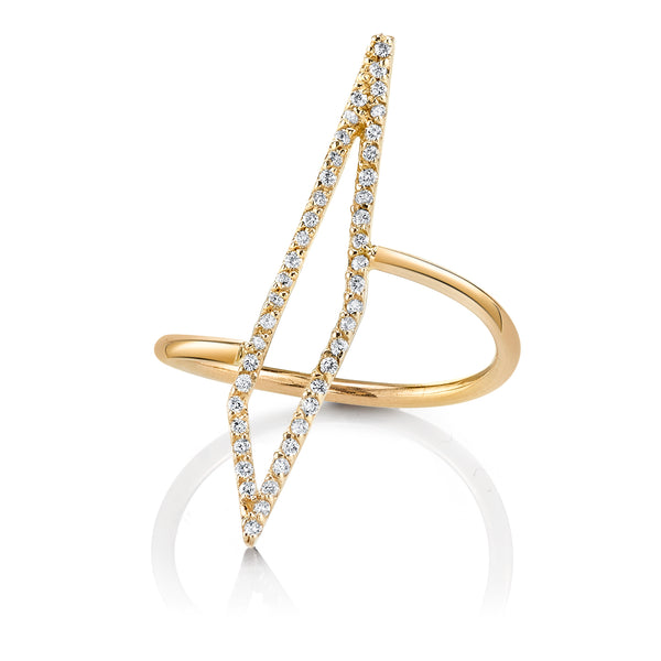 TAIA DIAMOND RING