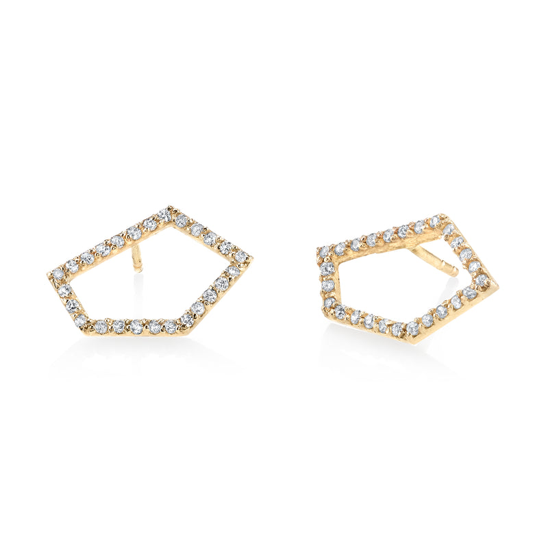 KAIA DIAMOND STUDS