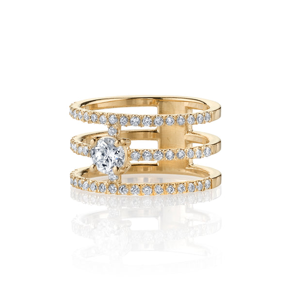 ARIA BRIDAL- GIGI DIAMOND RING