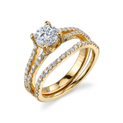 TRADITIONAL ENGAGEMENT RING